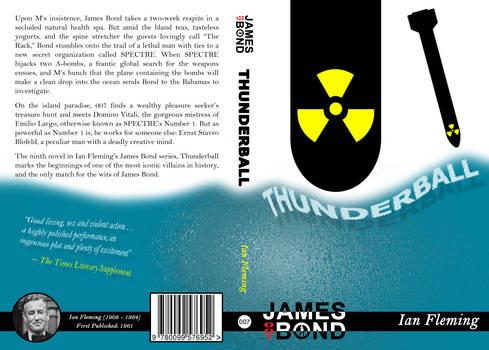 Thunderball Cover Design
