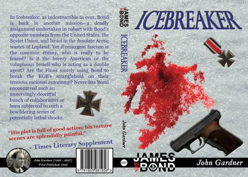 Icebreaker Cover Design