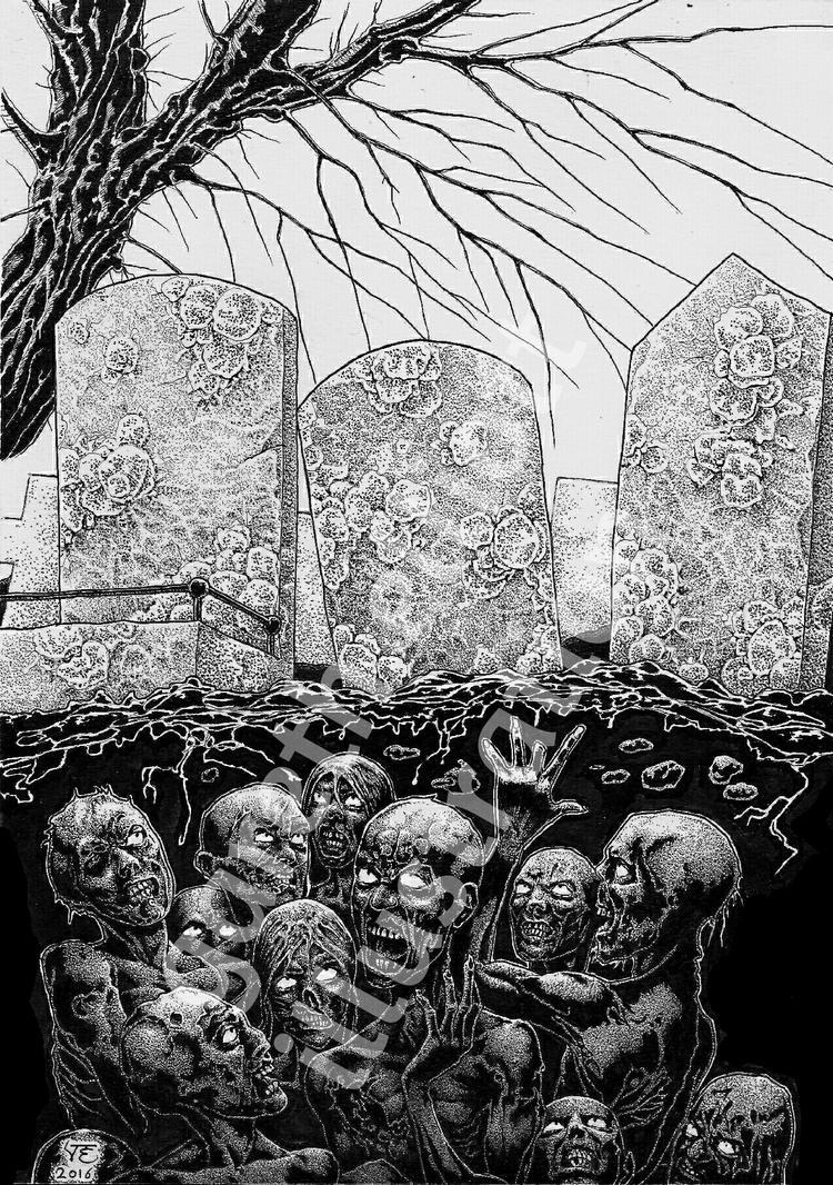 Raise The Dead by garethelliott