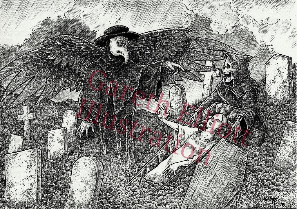 Plague Ceremony by garethelliott