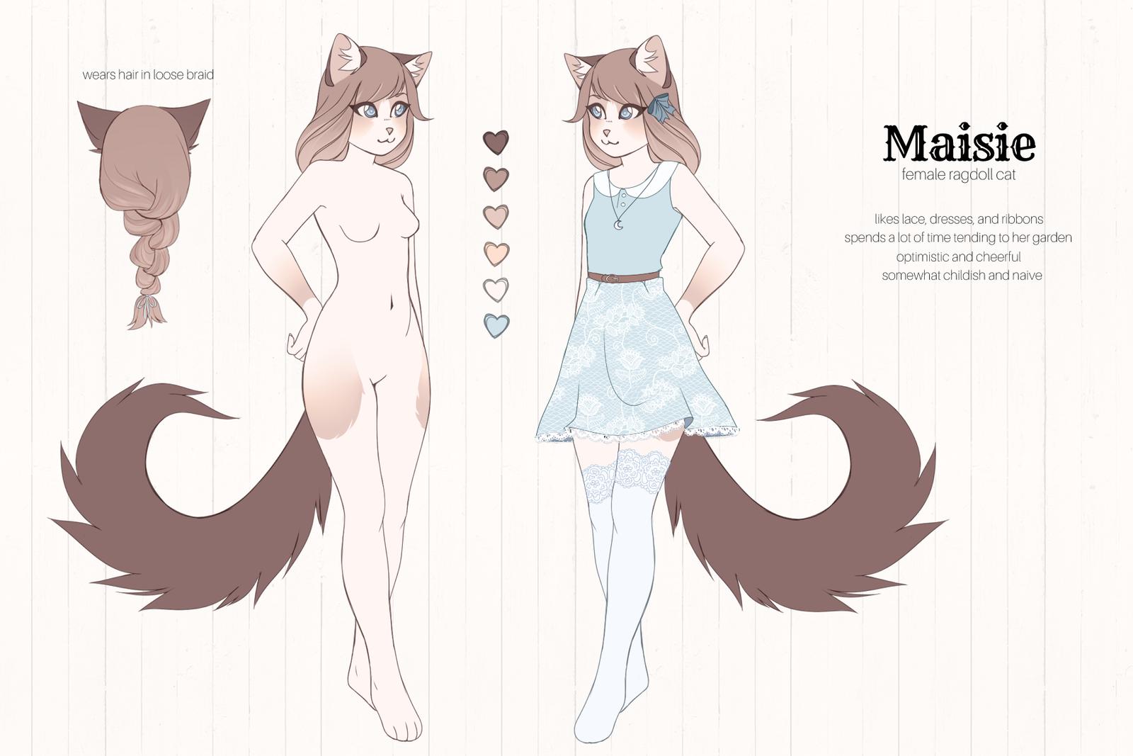 Maisie Ref by polkacola
