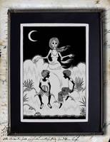 Tell me a story-La Llorona by PaperTales