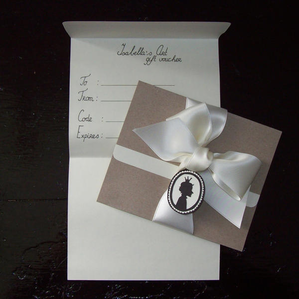 Gift Vouchers by PaperTales