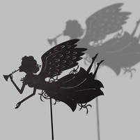 Angel - Shadow Puppet by PaperTales