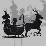 The snow queen - Shadow Puppet