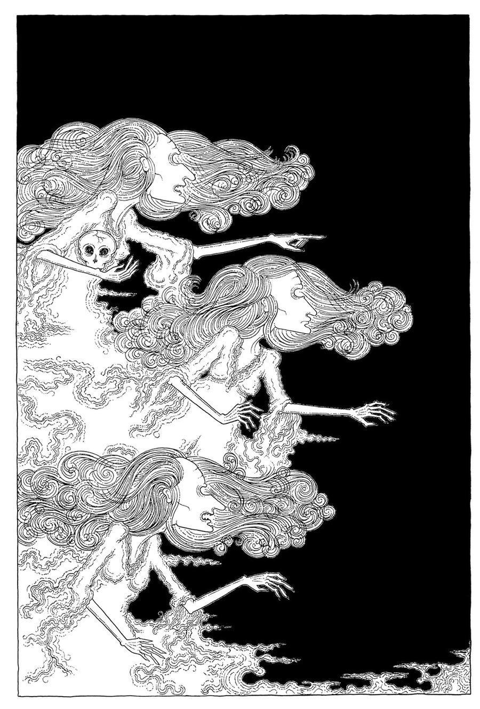Witte Wieven - Dutch Folktale by PaperTales