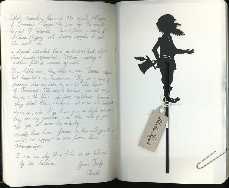 SP: The Towermen by PaperTales
