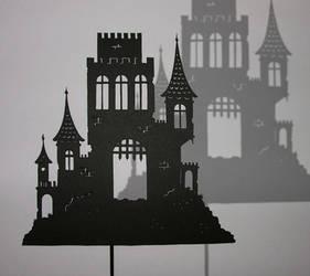 Castle - Theater Decor