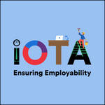iOTA - logo design