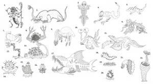 Sewer Wildlife