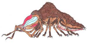 Savanna Devil by EvolutionsVoid