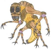 Ogre Spider by EvolutionsVoid