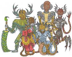 Demons by EvolutionsVoid