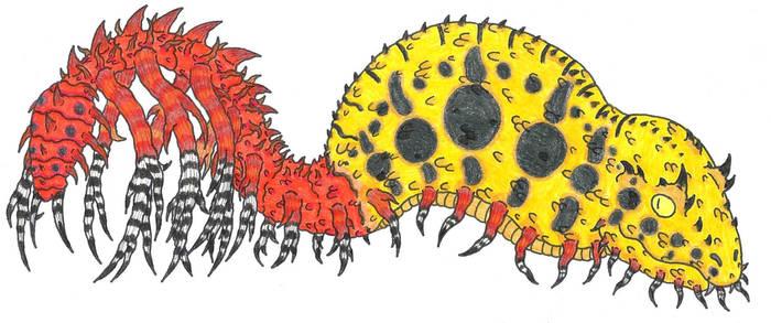 Spider-Tailed Tsuchinoko