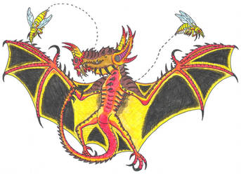 Pterorcus