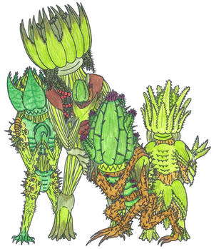 Parents of Prickles and Poison