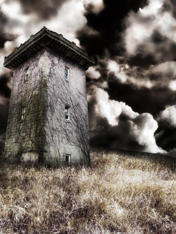 Premade Fantasy Background by digital-amphetamine