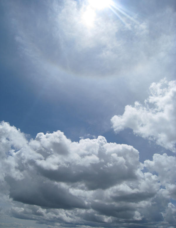 Yellowstone Sky By Digital-amphetamine On DeviantArt