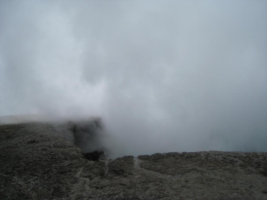 Misty Cliff 3