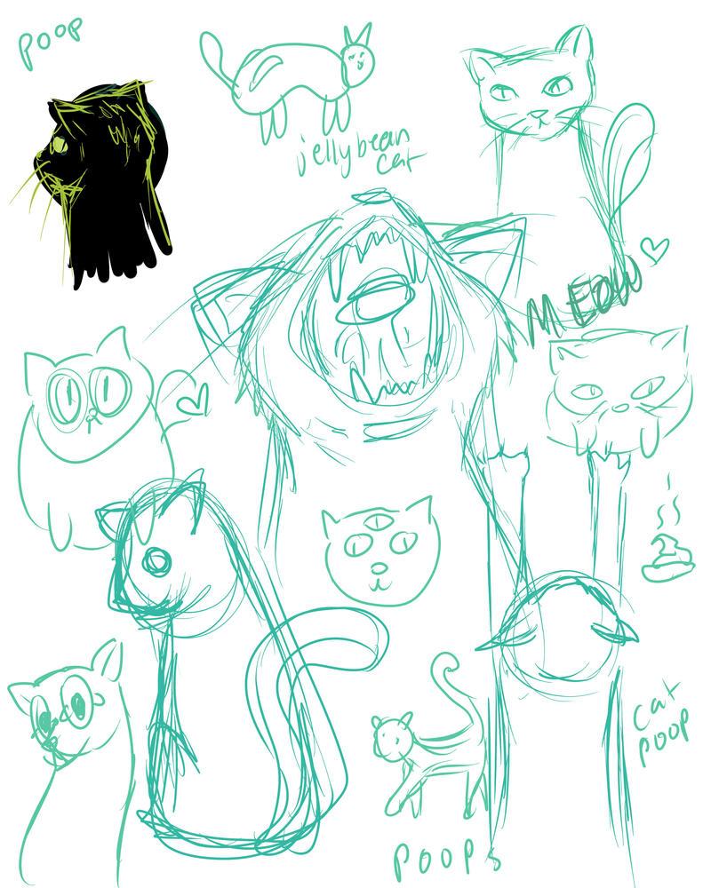 Cat Dump by simpleton56