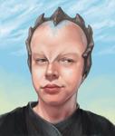 minbari self portrait