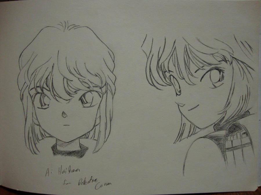 Ai haibara first appearance manga
