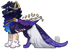 154 Mythical Kyrien - Prince of Dreams DTA by MoonSelkies