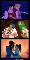 The Disney Parody