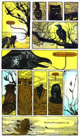 The Raven and the Cat by auryn