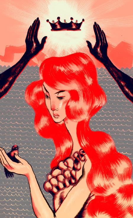 Lady Lady by auryn