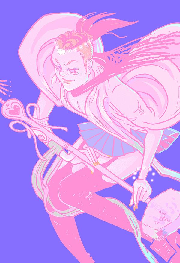 Magical by auryn