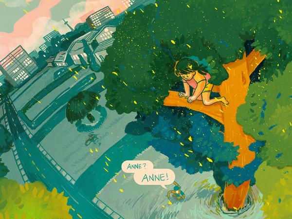 Tree Climber by auryn