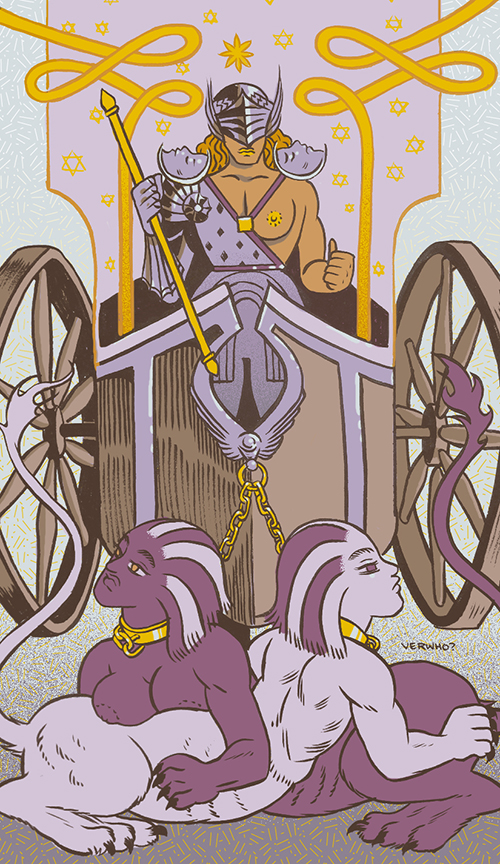 The Chariot by auryn
