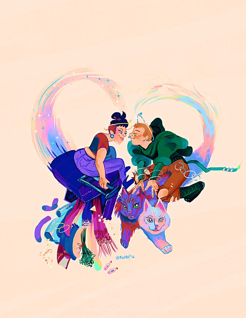 WITCHSONAS 2016 technicolour by auryn
