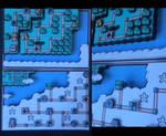 Super Mario Bros 3 World Map Diorama