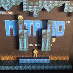 Metroid Diorama