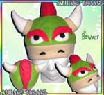 Bowser Hat