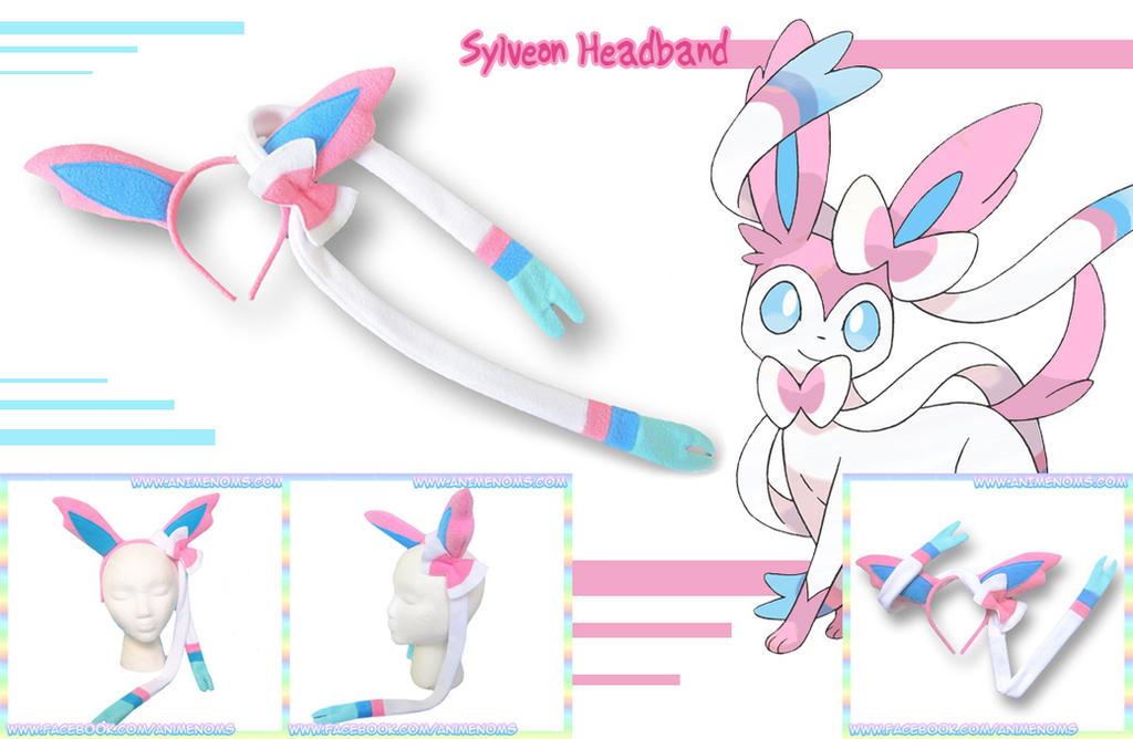Hair Style Eevee: Sylveon-Style Headband By AnimeNomNoms On DeviantArt