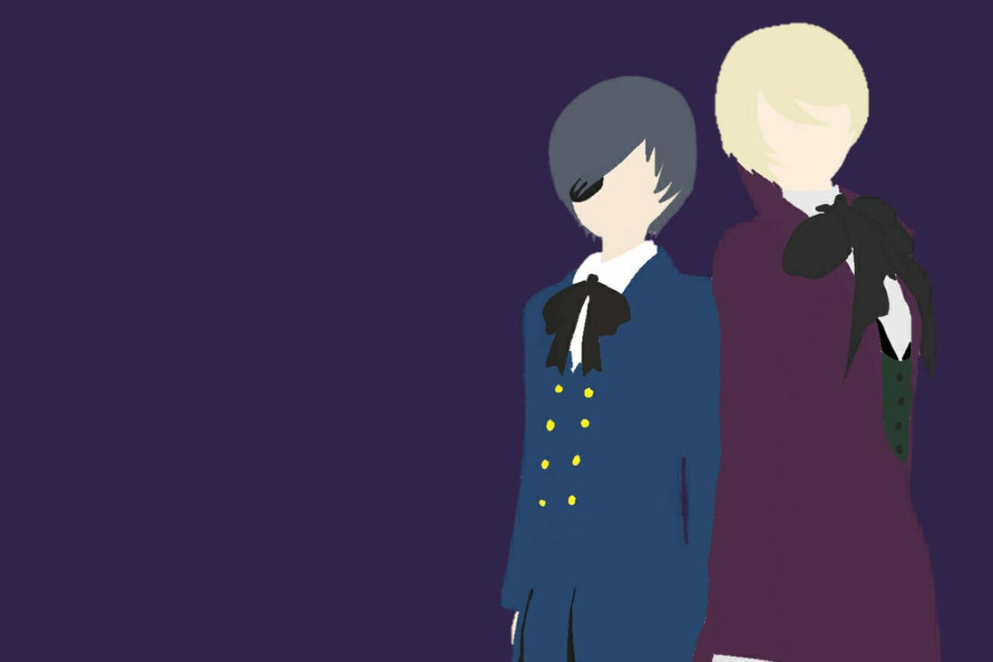 black butler background wallpaper by crybabykathi on