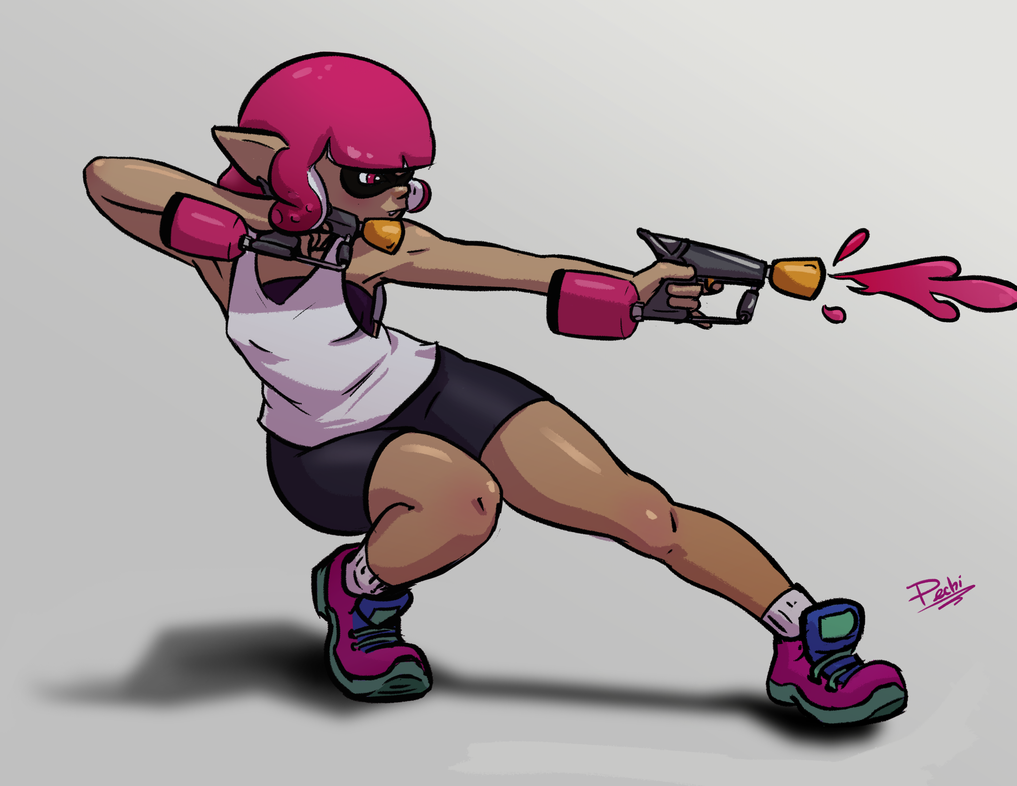 Splat Dualies by pechi1