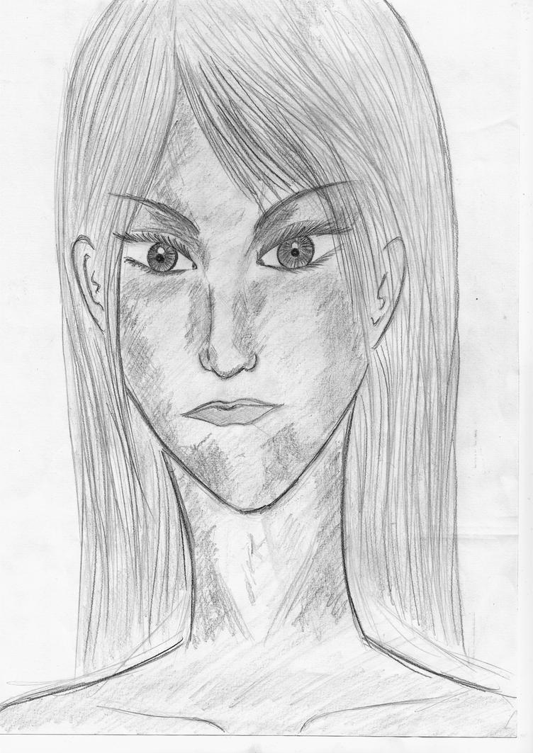 Character portrait: A. Stefanova by overdestiny