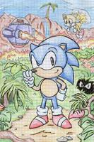 Sonic the Hedgehog 3 by JIStheFox