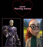 Love Pairing ZeroxZara