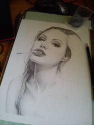 Angelina Jolie (work in progress...)