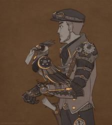 steampunk by scrii
