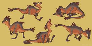 gw2 - raptors