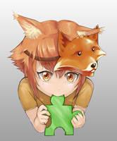 Firefox 3.6 by redeyehare