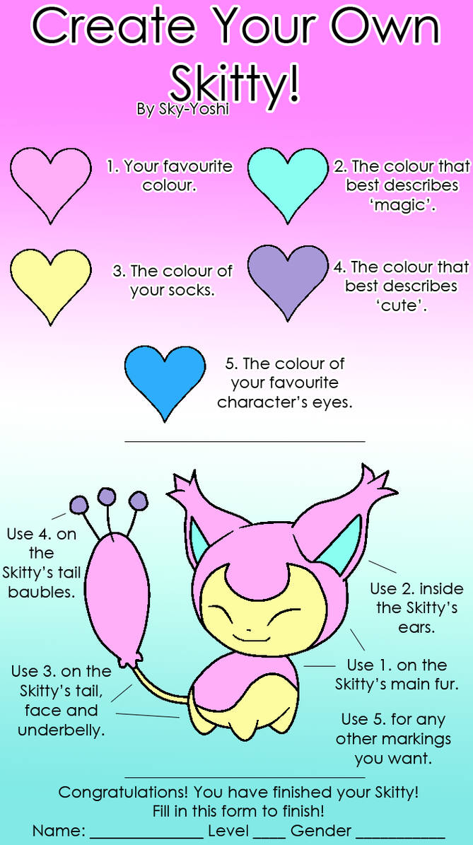 Create your own skitty meme by Kaitkat123