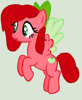Sparkling Apple by Kaitkat123