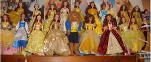 Belle dolls